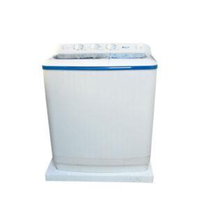 MACHINE A LAVER DELTA 7.5Kg -Lave-Linge - Semi-Automatique - DL-WM7512 - Eco-Energie -Blanc